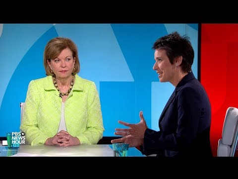 Amy Walter and Susan Page on Trump's embassy move