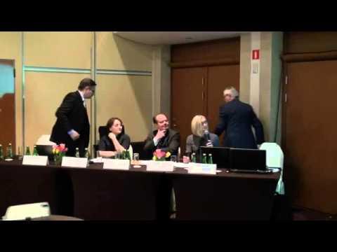 Konferencja BGK dla JST - 10 kwietnia 2014 r. - cz. 9 (Wypowiedź: Maria Fidzińska-Dziurzyńska)