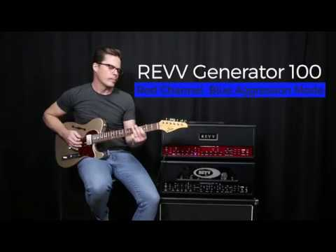 Revv 100R Vs 120 Red Channel - Does Power Section Matter???