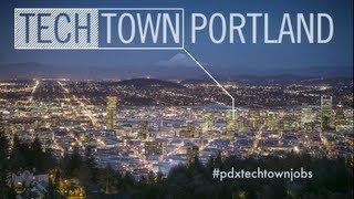Tech Town Portland