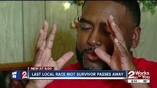 Last local race riot survivor passes away