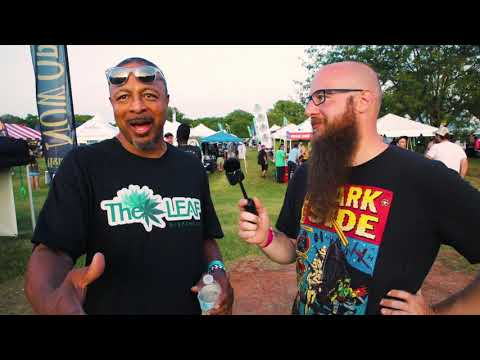 Steve Visits The High Times Cannabis Cup In Oklahoma.