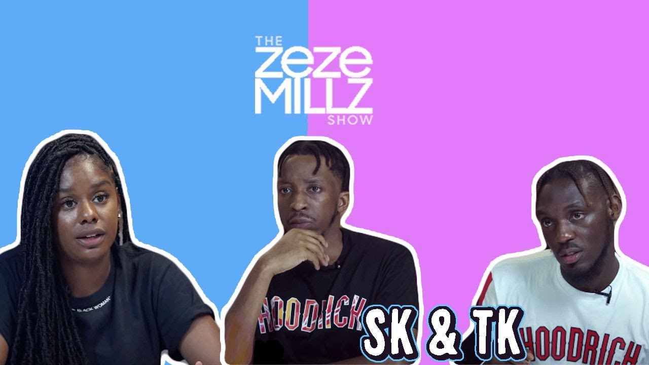 "THE ZEZE MILLZ SHOW: Ft SK & TK - ""Who Are You To Judge Drill Music?"""
