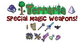 Special Terraria Magic Weapons Guide Mage Class Hardmode 1 3 1 2 4