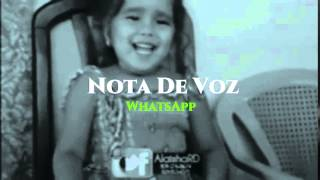 En Cura con Tío gui por nota de voz #WhatsApp - Alaisha RD
