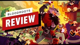 Bloodroots Review (Video Game Video Review)