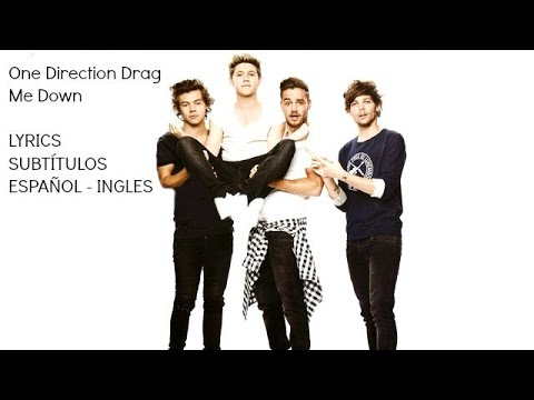 One Direction - They Dont Know About Us Lyrics On Screen