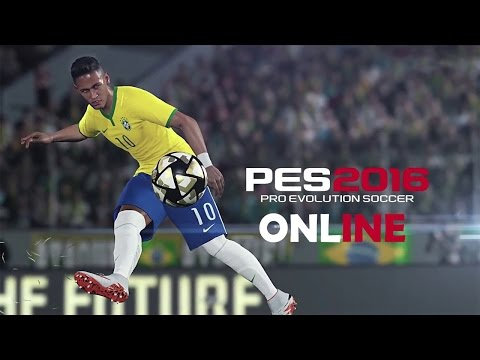 Dowload crack 1.05 Pes 2016 and Solve all online mode issues 07/04/2016 100% works