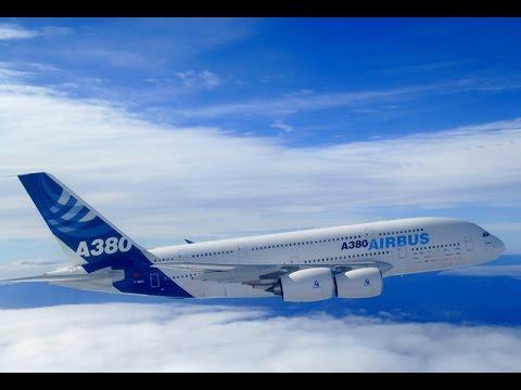 Airbus a380 Obr ve vzduchu DOKUMENT CZ HD