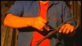 Плетение петли троса(Плетение петли троса. При выполнении монтажных и подьемно-транспортных работ часто приходится пользоватьс..., 2013-06-03T05:44:27.000Z)