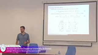 Jacopo Ciambella (PhD) -