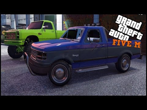 GTA 5 ROLEPLAY - DIRT ROAD DRIFTING ENDS BADLY - EP. 481 - CIV
