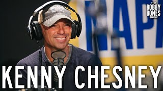Kenny Chesney Sits In On The Bobby Bones Show