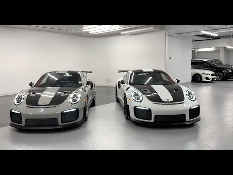 2 2018 Porsche 911 GT2RS Weissach - Revs + Walkaround