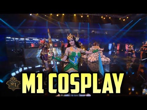 M1 COSPLAY COMPETITION - MOBILE LEGENDS