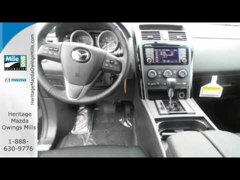 Awesome 2015 Mazda CX 9 Baltimore MD Owings Mills, MD #BF463667   SOLD