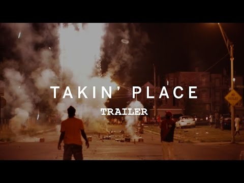 TAKIN' PLACE Trailer | TIFF Next Wave 2016