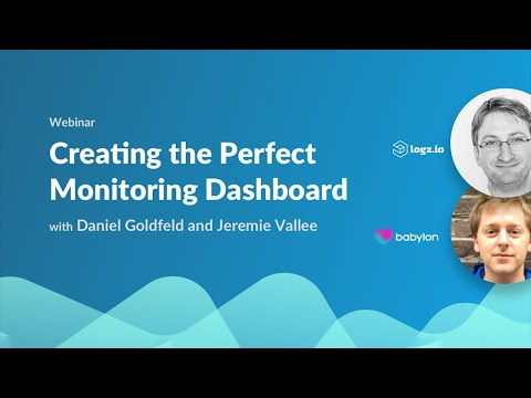 Creating The Perfect Monitoring Dashboard
