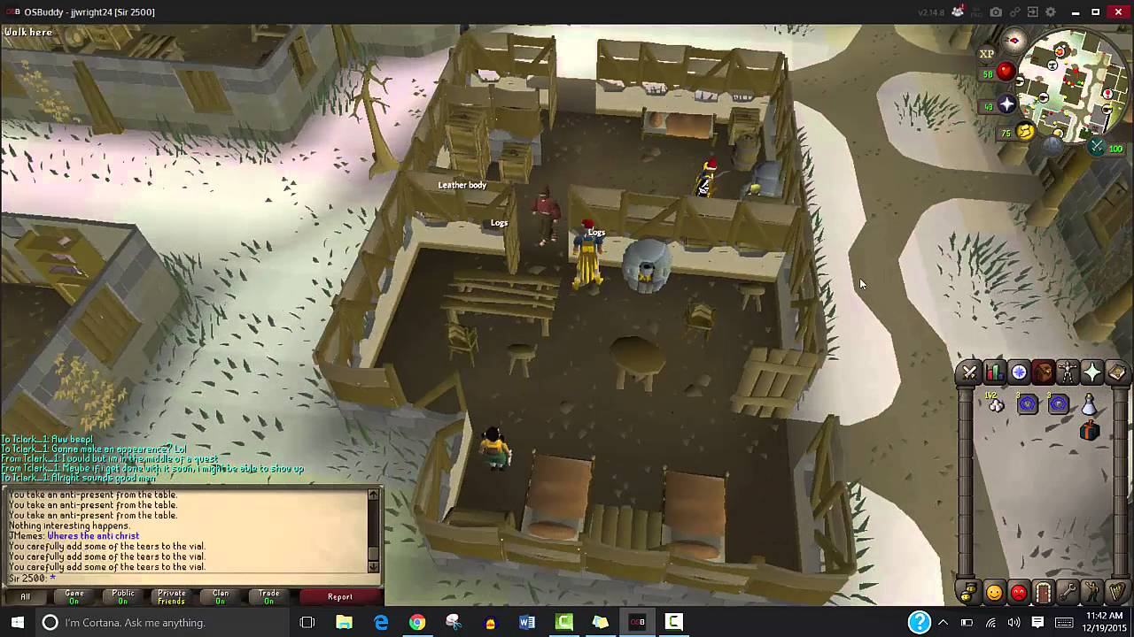 2015 RuneScape Christmas Event Guide - 2007 Old School RuneScape ...