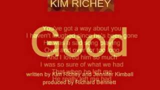 Watch Kim Richey Good video