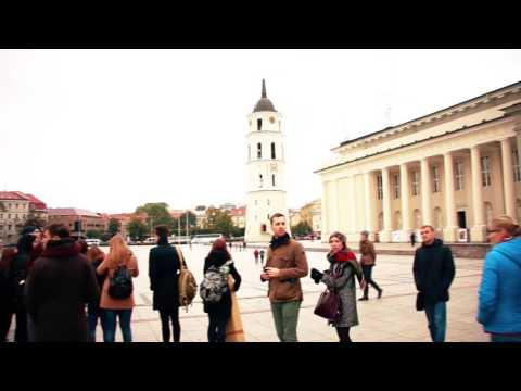 Discover Vilnius. October 2016