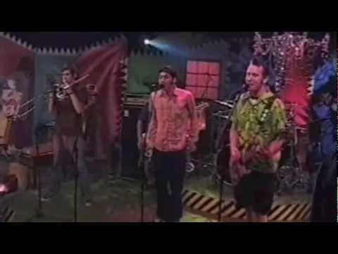 Reel Big Fish  Live on Mtv Oddville