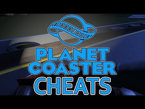Planet Coaster - Cheats