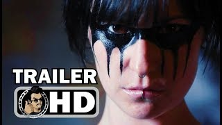 DEMON HUNTER Official Trailer (2017) Horror Action Movie HD