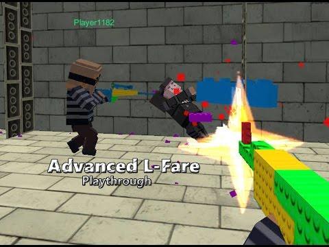 Advanced L-Fare- Playthrough