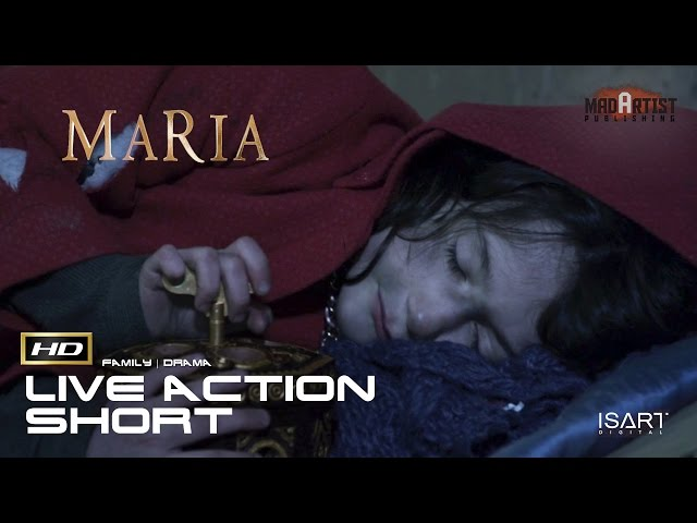 M.A.R.I.A | A mysterious Music Box saves a little girl's life (IsArt)