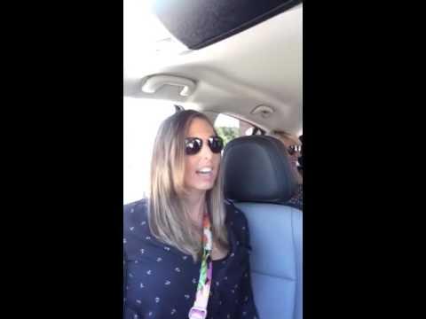 Carpool karaoke CTE teachers