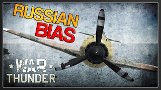 The RUSSIAN BIAS Machine | La-7 RB Review | War Thunder