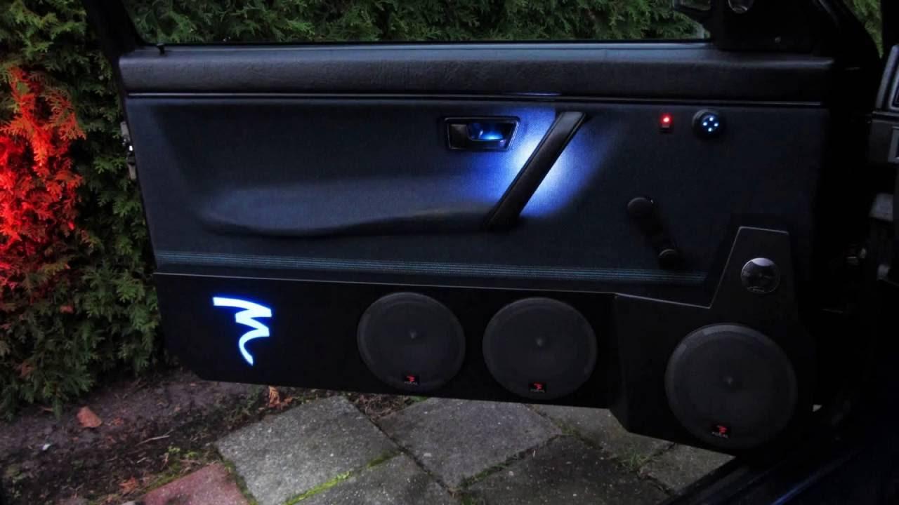Led Light Speaker