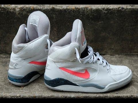 7fcc55b5ad679 Nike Court Force (1991) restoration   customization