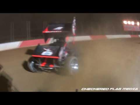Zach Allman - Trail-way Speedway - 8/2/19