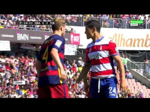 Granada vs FC Barcelona [0-3][14/05/2016] EL BARÇA JUGA A RAC1 ¡¡¡¡CAMPEÓN DE LIGA!!!!