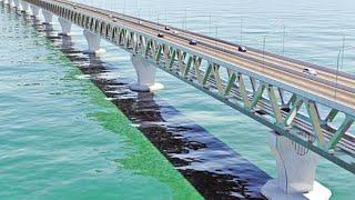 Million of Dream Complete Now || Padma Bridge fully complete || Padma bridge last span.