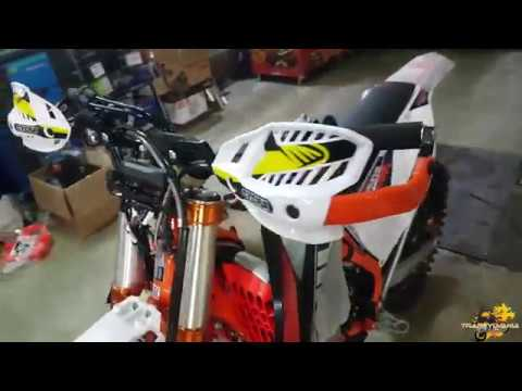 Cycra Ultra ProBend Handguards | KTM Exc300 6Days 2019 Gear Reviews #4