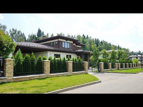 Графские Пруды - дизайнерский поселок на Киевском шоссе