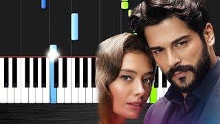 Kara Sevda Dizi-Jenerik Müziği-Piano Tutorials