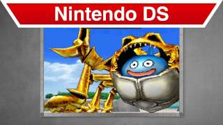 Nintendo DS - Dragon Quest Monsters: Joker 2 E3 Trailer