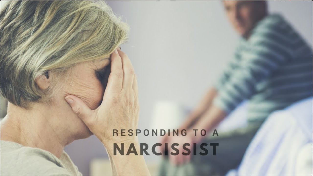 Responding to a Narcissist (Video Podcast)