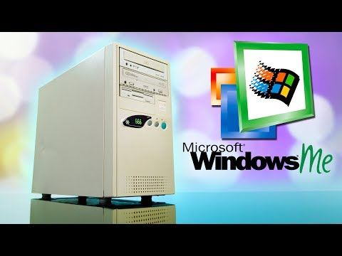 Using An Old Windows ME PC In 2019!