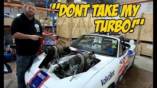 Carnage Plus EP3 - Stealing Parts from MX5.7