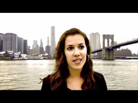 Emily Warren, Webby Awards and Internet Week, introduces herself in 48 seconds