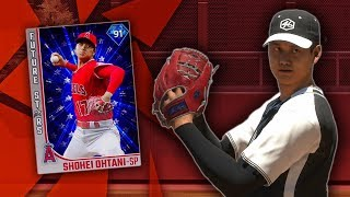 DIAMOND Shohei Ohtani Debut! MLB The Show 18 Diamond Dynasty