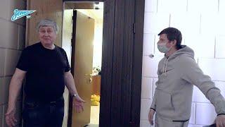 «Самое важное — торт!»: Аршавин доставил подарки ветеранам «Зенита»