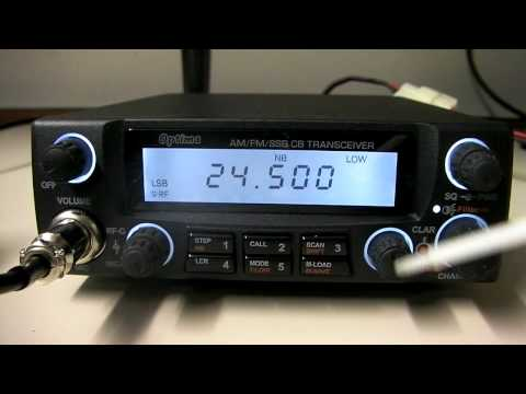 Yeticom Optima 10 11 12 Meter SSB CB Ham Export Radio