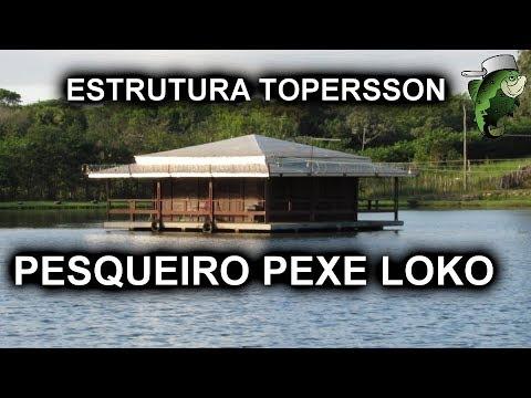 AONDE VOU PESCAR - CONHEÇA O PESQUEIRO PEXE LOKO