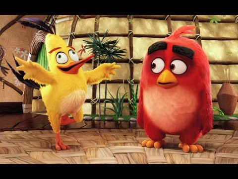 The Angry Birds 2016 : Jason Sudeikis, Peter Dinklage Full Behind the Movies Scenes HD